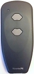 382 Digital 2-Button Marantec Garage Door Opener Remote