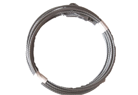 Cable for Extension Spring Garage Door