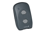 392 Digital 2-Button Marantec Keychain Garage Door Opener Remote