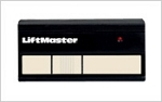 63LM Liftmaster 3-button Garage Door Opener Remote 390MHz
