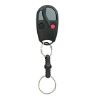 ACT-34B Linear 4-button MegaCode Keychain Remote 318Mhz