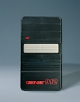 GT912 Genie 1-Button Garage Door Remote