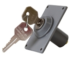 Plastic Jamb Key Switch | Garage Door Opener
