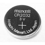 CR2032 3-Volt Premium Lithium Battery - Maxell