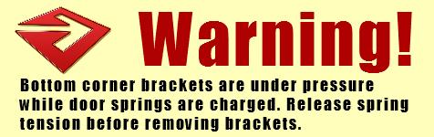 bottom bracket warning