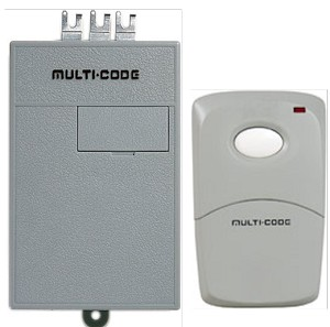 1090 Multi-Code Receiver with One Remote