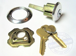 Garage Door Exterior Lock Cylinder