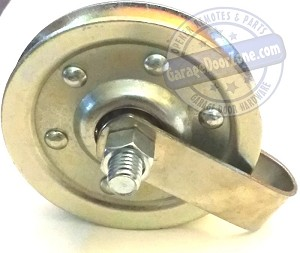 "3"" Cable Pulley with Clevis"