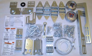 Garage Door Hardware Kit